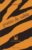 BONI Tanella Suzanne - Grains de sable, poèmes