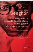 Anthologie de la nouvelle poésie nègre et malgache de langue française. Précédé de Orphée noir par Jean Paul Sartre. 9eme édition
