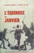 MARRES Jacques, DE VOS Pierre - L'équinoxe de Janvier. Les émeutes de Léopoldville (avec sa jaquette)