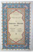 BERNARD Augustin, LACROIX Napoléon - La pénétration saharienne (1830-1906)