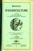 DAVESNE A. - Manuel d'agriculture à l'usage des écoles primaires de l'Afrique équatoriale et tropicale