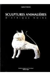 MASSA Gabriel - Sculptures animalières de l'Afrique noire