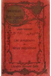 SONOLET Louis - Les aventures de deux négrillons