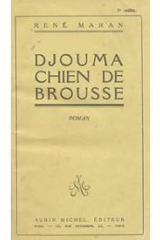 MARAN René - Djouma, chien de brousse