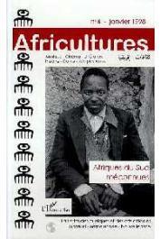 Africultures 04 - Afriques du Sud méconnues