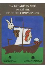 BÂ Souleymane - La ballade en mer de lièvre et de ses compagnons