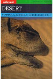 LAMBERT Edwidge, (sous la direction de) - Désert. Nomades, guerriers, chercheurs d'absolu (éditions postérieures à 1983)