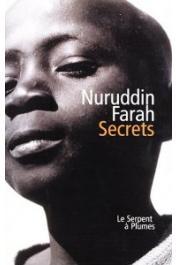 FARAH Nuruddin - Territoires 3: Secrets