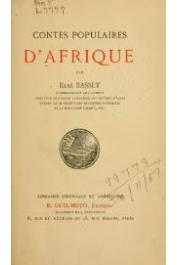 BASSET René - Contes populaires d'Afrique