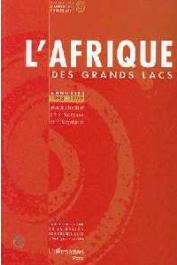 L'Afrique des Grands Lacs - Annuaire 1998-1999