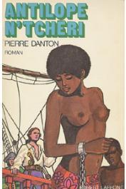 DANTON Pierre - Antilope N'tchéri (version seins à l'air)