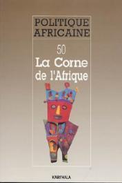 Politique africaine - 050 - La corne de l'Afrique