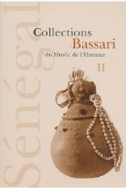 GESSAIN Monique - Collections Bassari du Musée de l'Homme. II