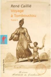 CAILLIE René - Voyage à Tombouctou Tome 2