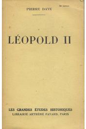 DAYE Pierre - Léopold II