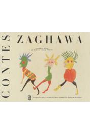 TUBIANA Marie-José et Joseph - Contes Zaghawa; trente-sept contes et deux légendes recueillis au Tchad par Marie-José et Joseph Tubiana.