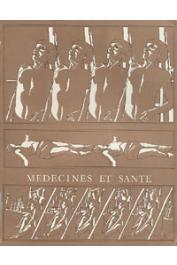 Cahiers ORSTOM sér. Sci. hum., vol. 18, n° 4 - Médecines et santé