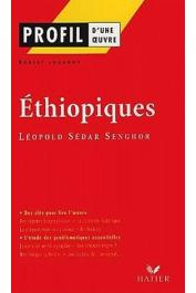 JOUANNY Robert - Ethiopiques. Léopold Sédar Senghor