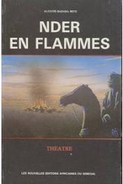 BEYE Alioune Badara - Nder en flammes