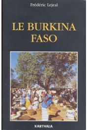 LEJEAL Frédéric - Le Burkina Faso
