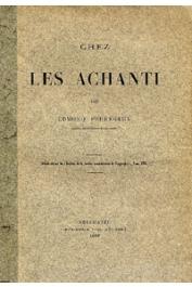 PERREGAUX Edmond - Chez les Achanti