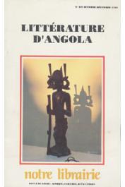 Notre Librairie - 115  Littérature d'Angola