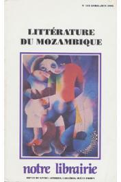Notre Librairie - 113  Littérature du Mozambique