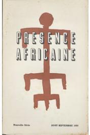 Présence Africaine - 003