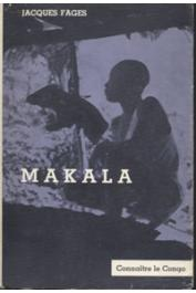 FAGES Jacques - Makala, récit
