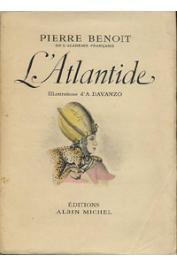 BENOIT Pierre - L'Atlantide