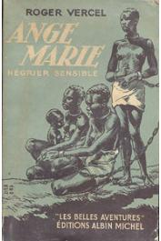 VERCEL Roger - Ange Marie négrier sensible