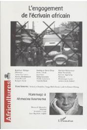 Africultures 59 - L'engagement de l'écrivain africain