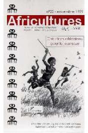 Africultures 22 - Créations africaines pour la jeunesse