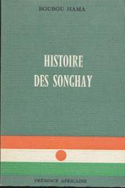 BOUBOU HAMA - Histoire des Songhay