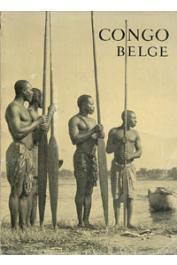 VERGER Pierre - Congo Belge et Ruanda-Urundi