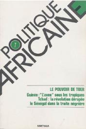 Politique africaine - 007 - Le pouvoir de tuer