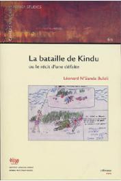 N'SANDA BULELI Léonard - La bataille de Kindu ou le récit d'une défaite