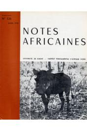 Notes Africaines - 126