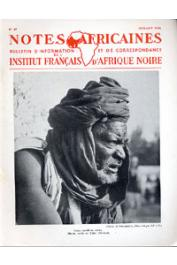 Notes Africaines - 067