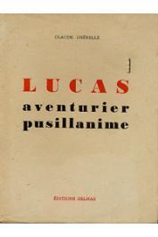 DHERELLE Claude - Lucas aventurier pusillanime