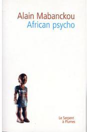 MABANCKOU Alain - African psycho