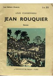 CHARBONNEAU Louis - Jean Rouquier