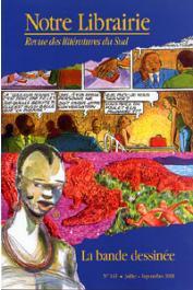 Notre Librairie - 145 / La bande dessinée