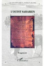 Ouest Saharien 03 - Fragments. Cahiers d'Etudes Pluridisciplinaires