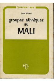 N'DIAYE Bokar - Groupes ethniques au Mali