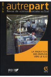 AUTREPART - 37 - La migration des emplois vers le Sud