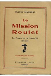 Un épisode des rapports de la France et de l'Angleterre sur le continent africain bien moins connu que Fachoda et qui lui est cependant directement rattaché.