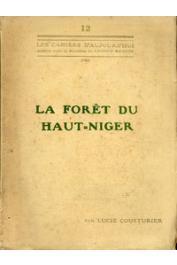 COUSTURIER Lucie - La forêt du Haut-Niger