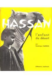 DARBOIS Dominique - Hassan, l'enfant du désert