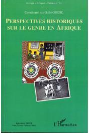 GOERG Odile (Coordonné par) - Perspectives historiques sur le genre en Afrique